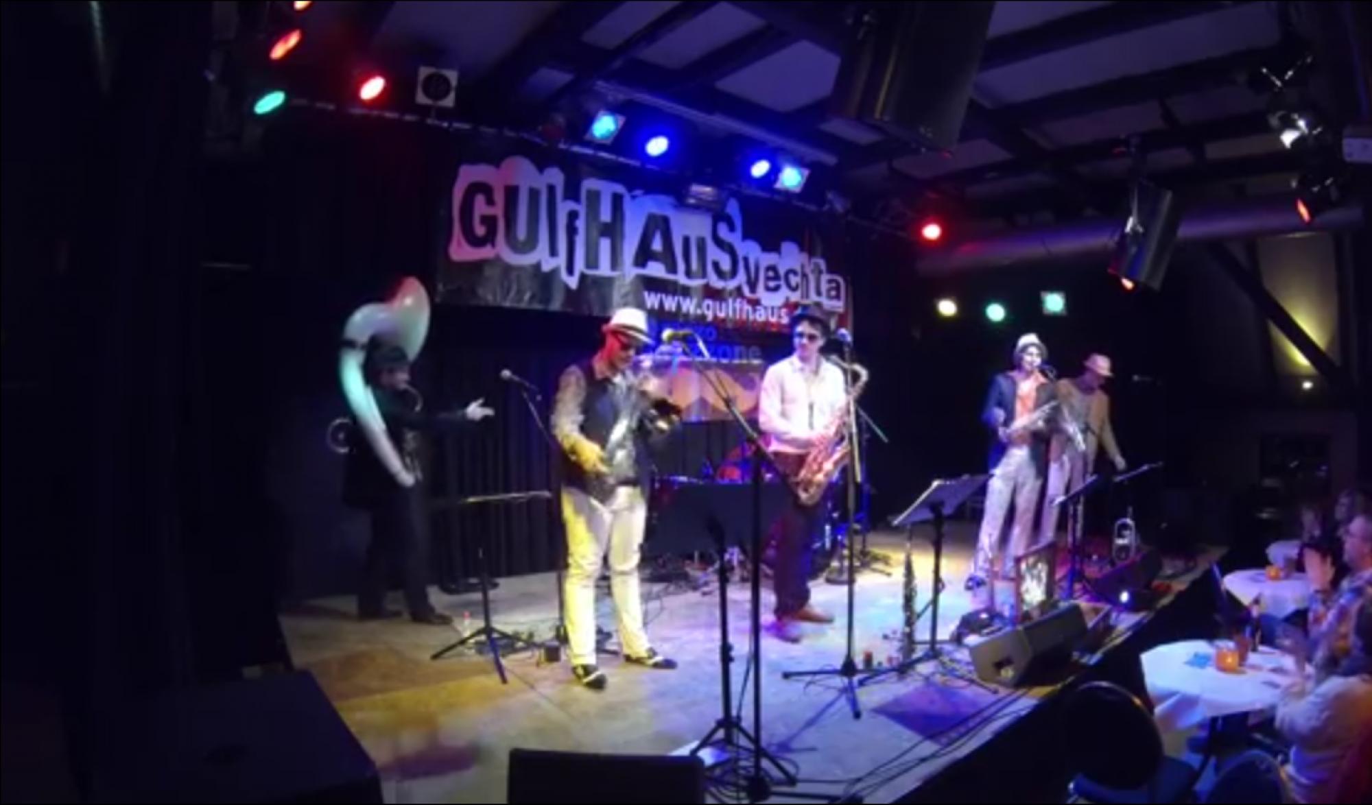 Jazz im Gulfhaus